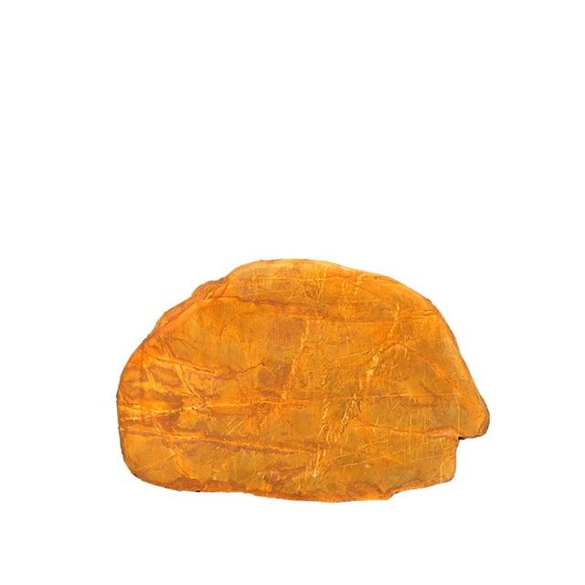 园林置石 黄色风景石 村牌刻字石原产地